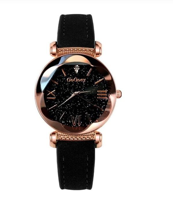 Gogoey watch-black